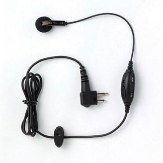 Image of Mag One Earbud with in-line microphone/PTT/VOX switch PMLN4442