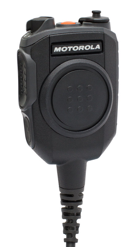 Image of Active Noise Cancelling (ANC) Remote Speaker Microphone (RSM) PMMN4093
