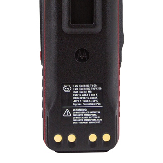 Image of IMPRES LIION IECEX/ATEX IP67 1250T NNTN8570
