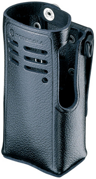 Image of Leather Carry Case with Belt Loop (Non-Display) HLN9665
