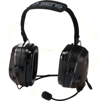Image of XBT Operations Critical Wireless Behind-the-Neck Headset RLN6490