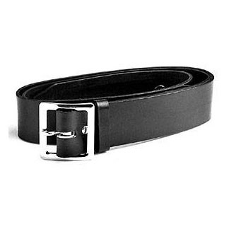 "Image of Black Waist Belt 2"" 4200865599"