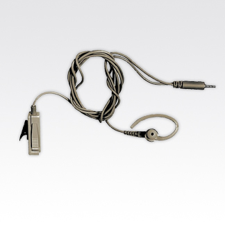 Image of 2-Wire Earpiece with Microphone and PTT (beige) BDN6667A