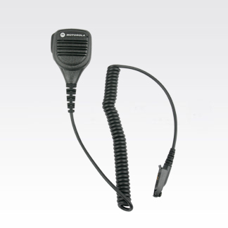 Image of Wind-porting waterproof remote speaker microphone PMMN4023