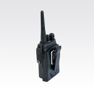 Image of PLASTIC CARRY HOLDER WITH BELT CLIP JMZN4023